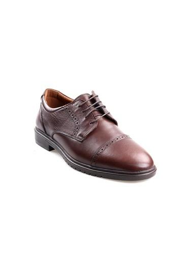 Polaris 102128 Ortapedik Kahve Erkek Günlük Ayakkabı Kahve